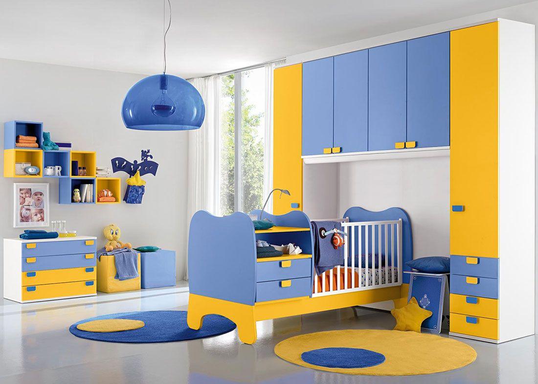 07 - Camera per bambini usata ...